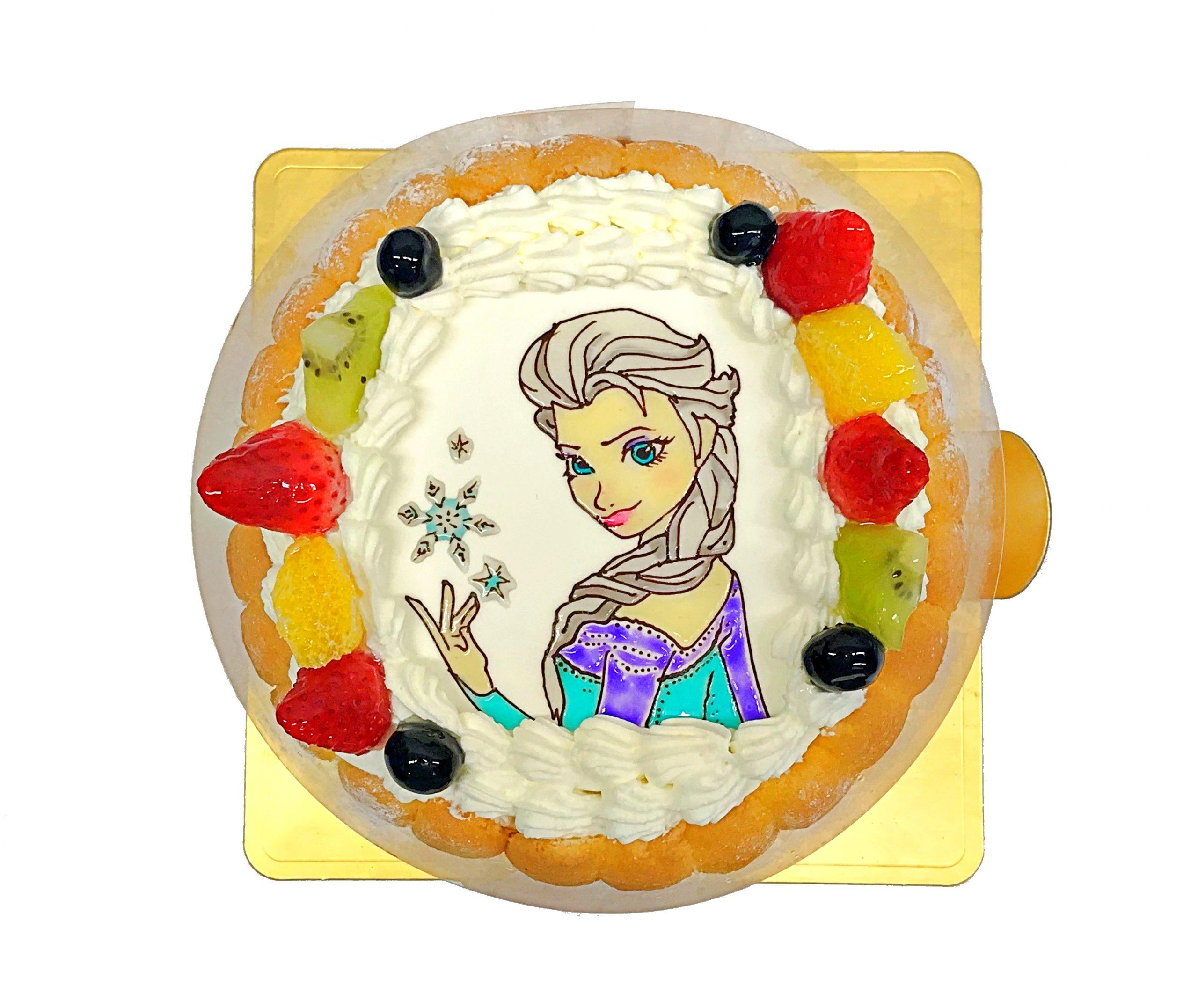 アナと雪の女王 ディズニー エルサ女王